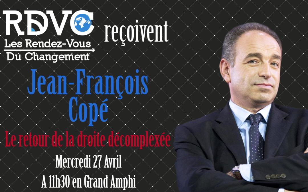 Jean-François Copé : Le retour de la Droite décomplexée