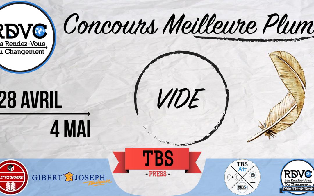 Texte de «EOLE» – Concours de la meilleure plume TBS 2017