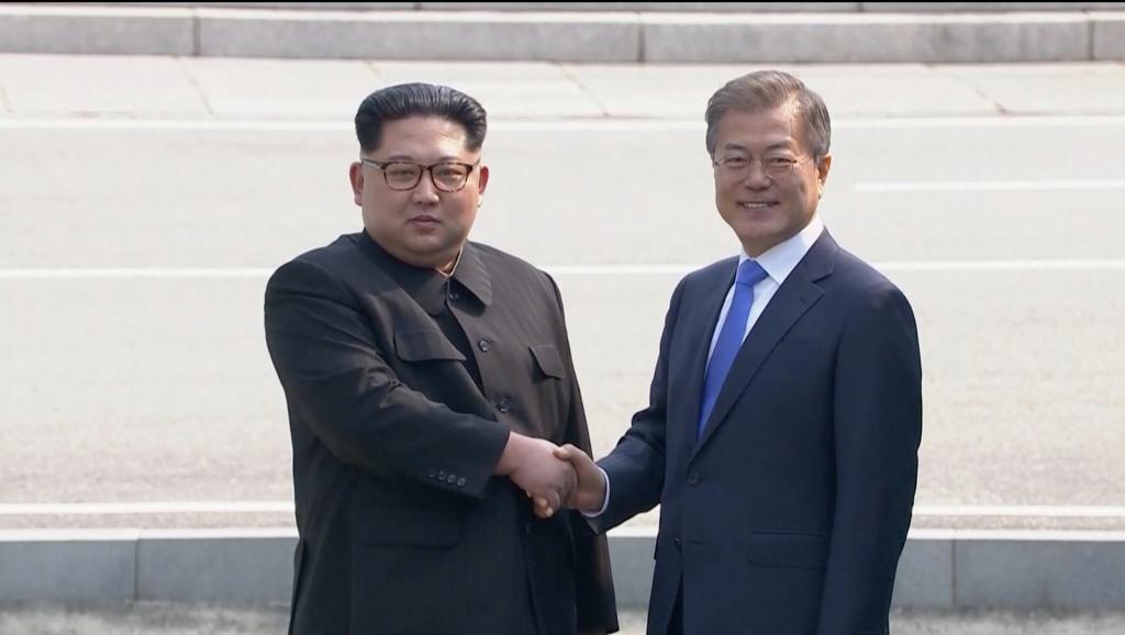 Corée du Nord/Corée du Sud : vers une normalisation des relations?