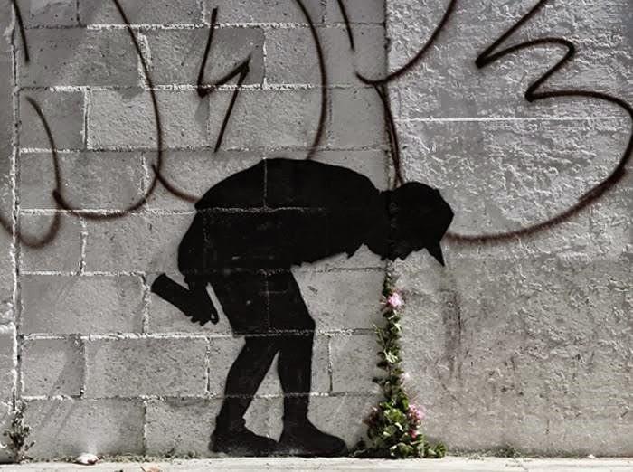 Le Street Art vu par une curieuse