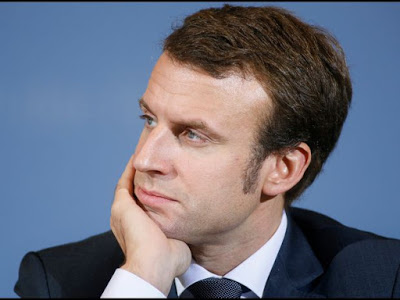 Emmanuel Macron, un philosophe en politique