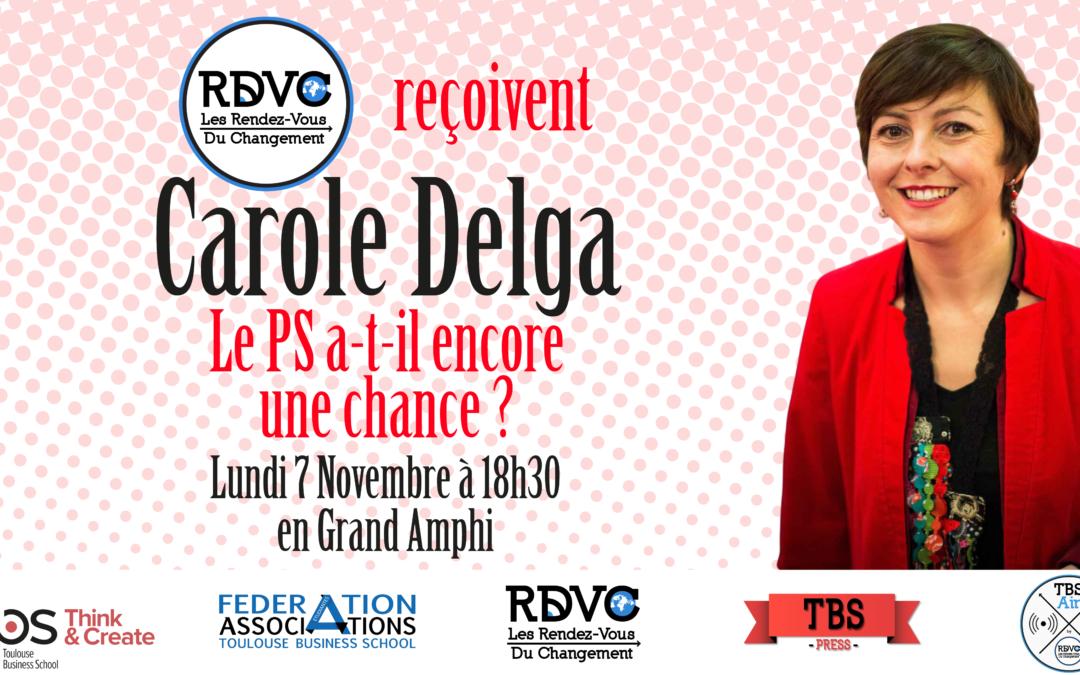 Carole Delga : Le PS a t-il encore une chance ?