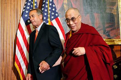 Le Dalaï-lama, la marionnette impériale