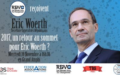 Eric Woerth : 2017, un retour au sommet pour Eric Woerth ?