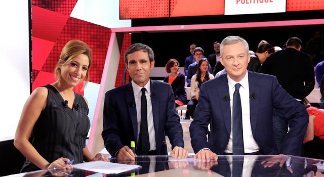 Bruno Le Maire : 1er de la classe à la peine dans l'Emission Politique de France 2