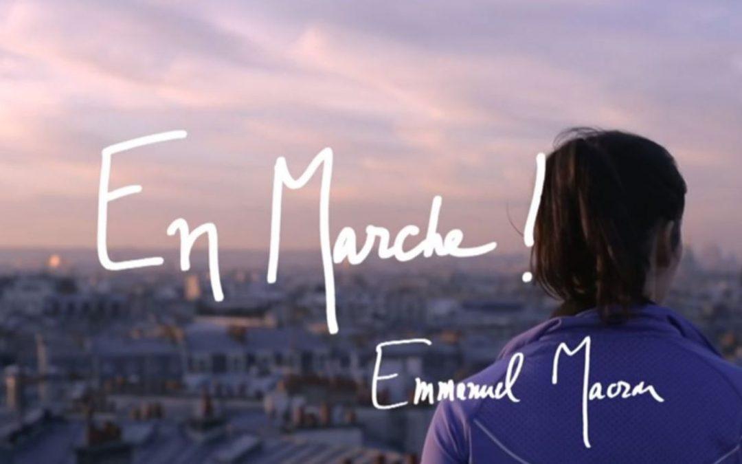 """""""En Marche"""" d'Emmanuel Macron, l'outil d'une ambition présidentielle?"""