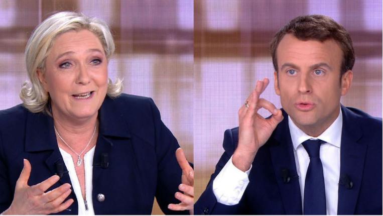 Le voile, l'immigration : Macron-Le Pen, on refait le match ?