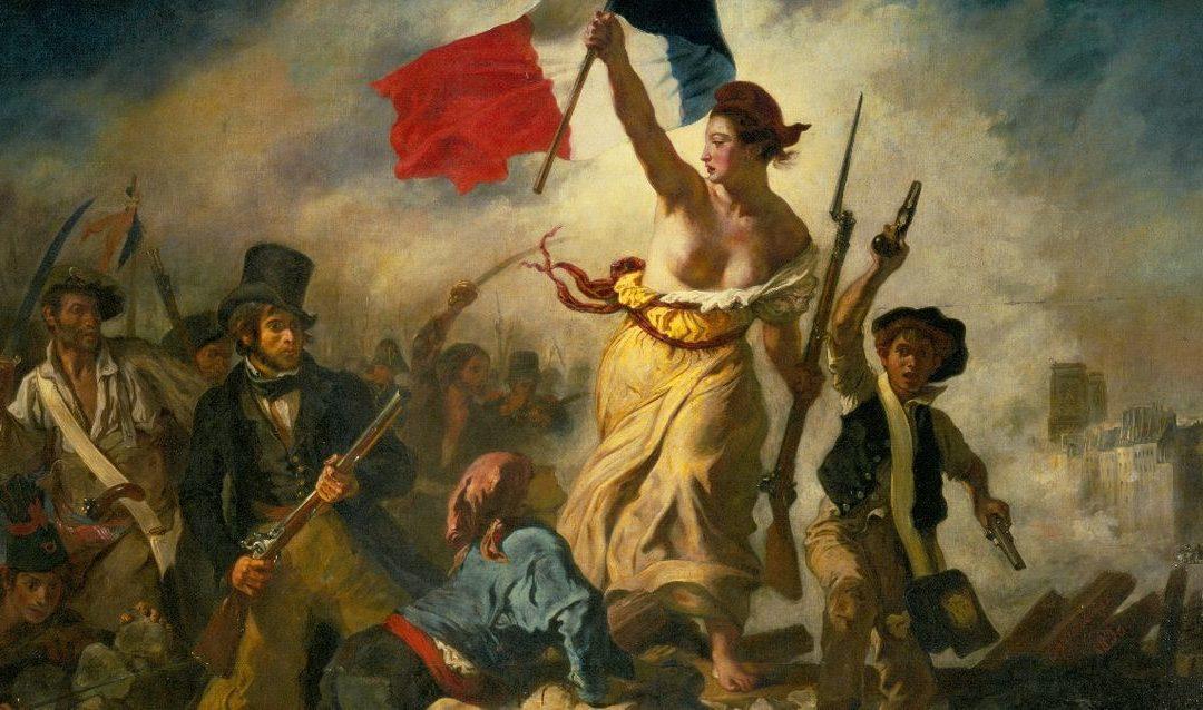 Liberté, liberté, liberté !