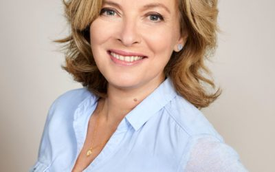 Rencontre avec Valérie Trierweiler,  femme d'aujourd'hui