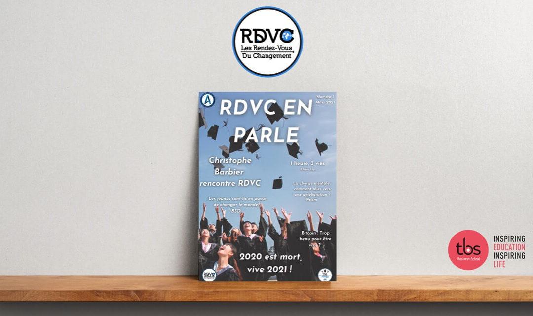 RDVC en parle : Nº 1