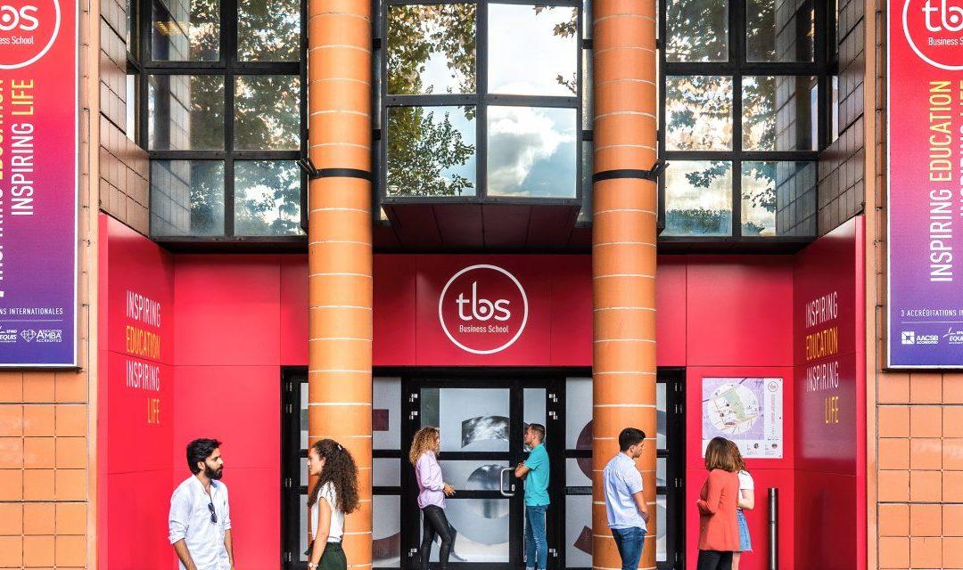 TBS Education dévoile son plan stratégique Inspiring TBS 2026