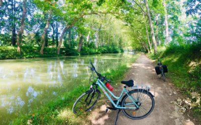Visitez Toulouse à vélo grâce à Paulette !