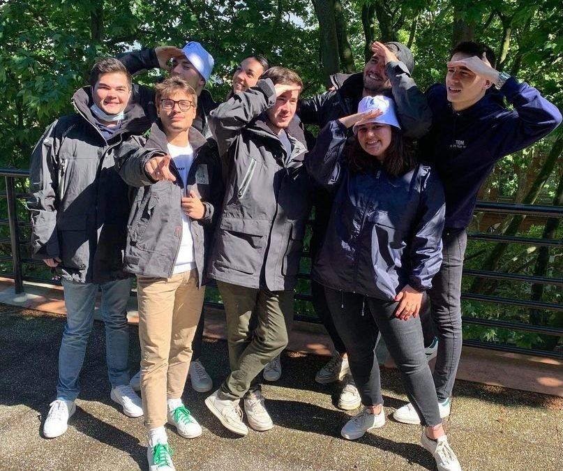 Cap sur la Sailing Team